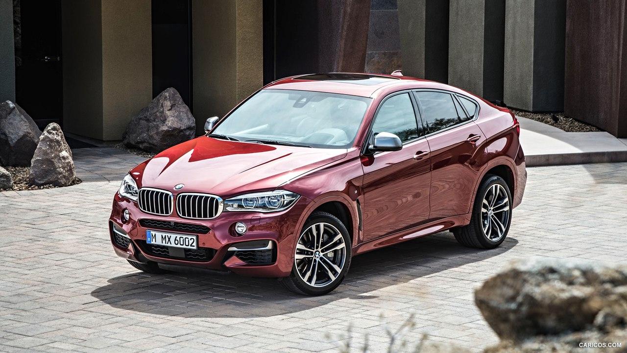 Замена тормозных дисков BMW x6 в СПб