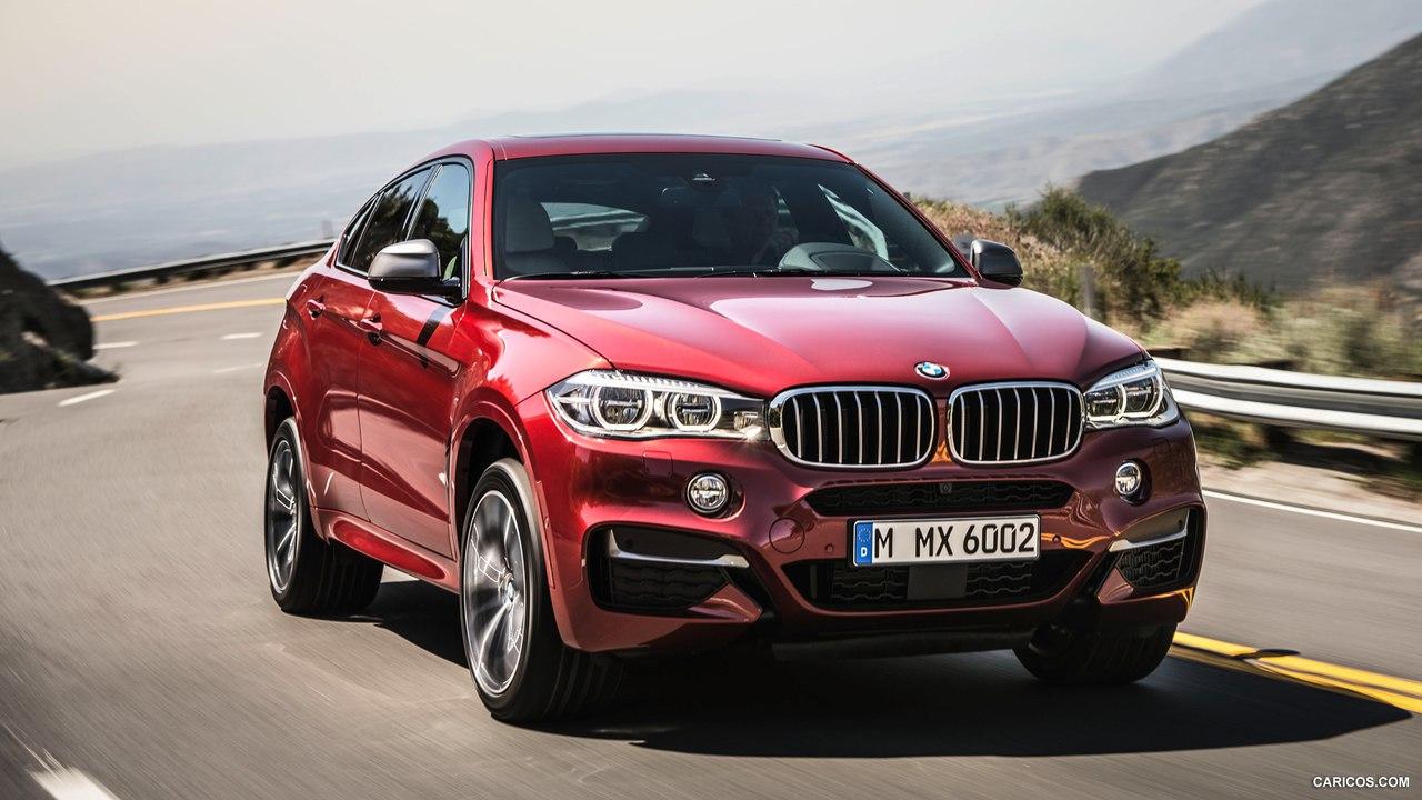 Балансировка колес BMW x6 в СПб