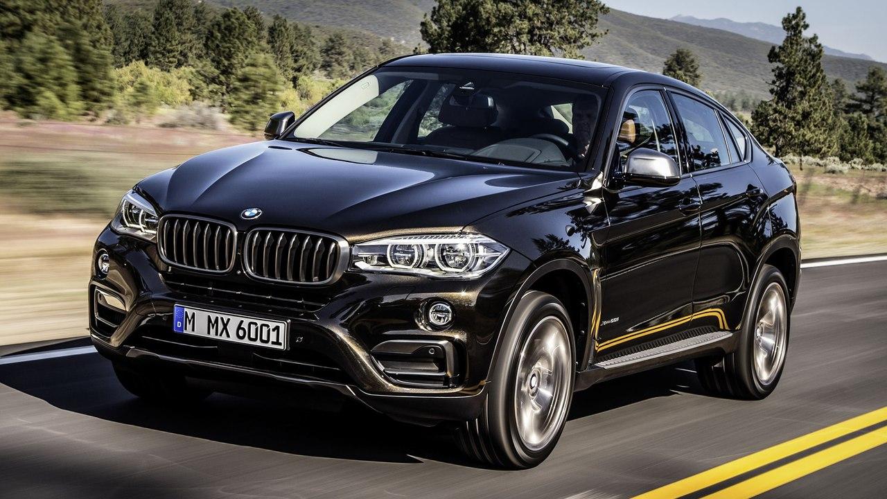 Замена салонного фильтра BMW x6 в СПб