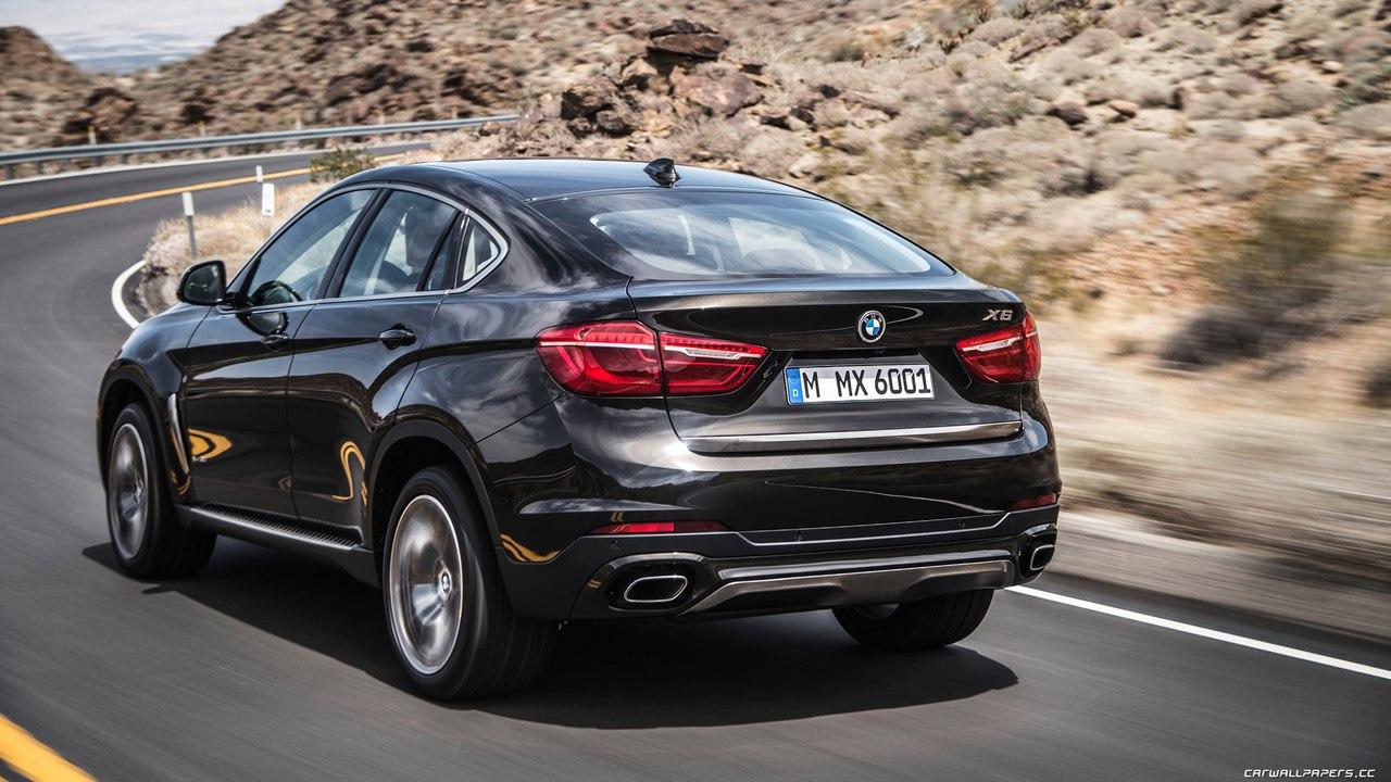 Замена рычагов, амортизаторов и др. элементов ходовой части BMW x6 в СПб