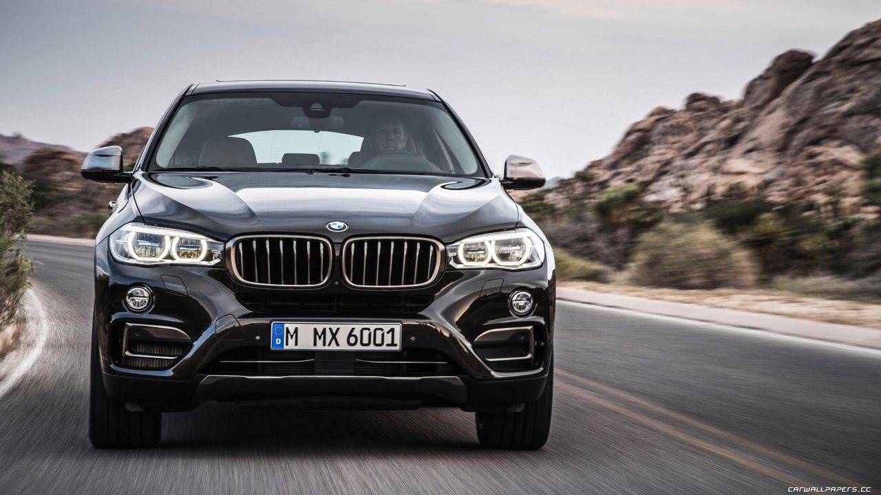 Ремонт мелких проколов BMW x6 в СПб