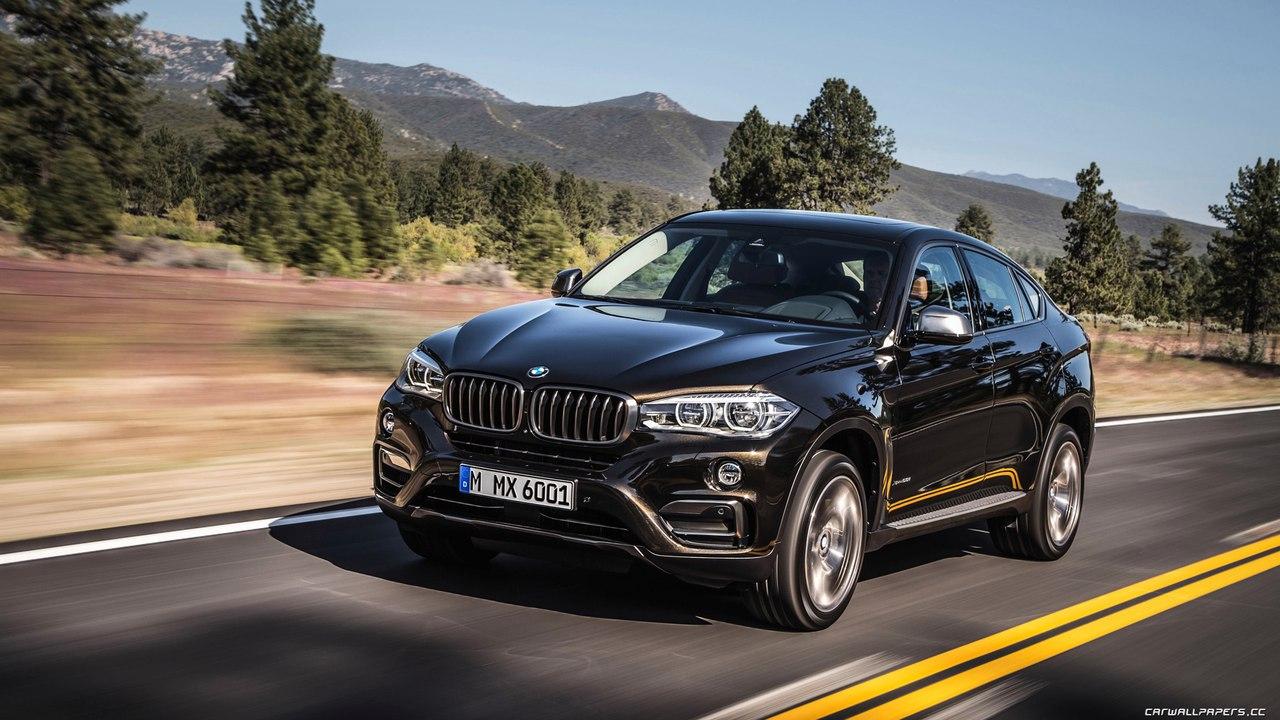 Защитное покрытие кузова BMW x6 в СПб