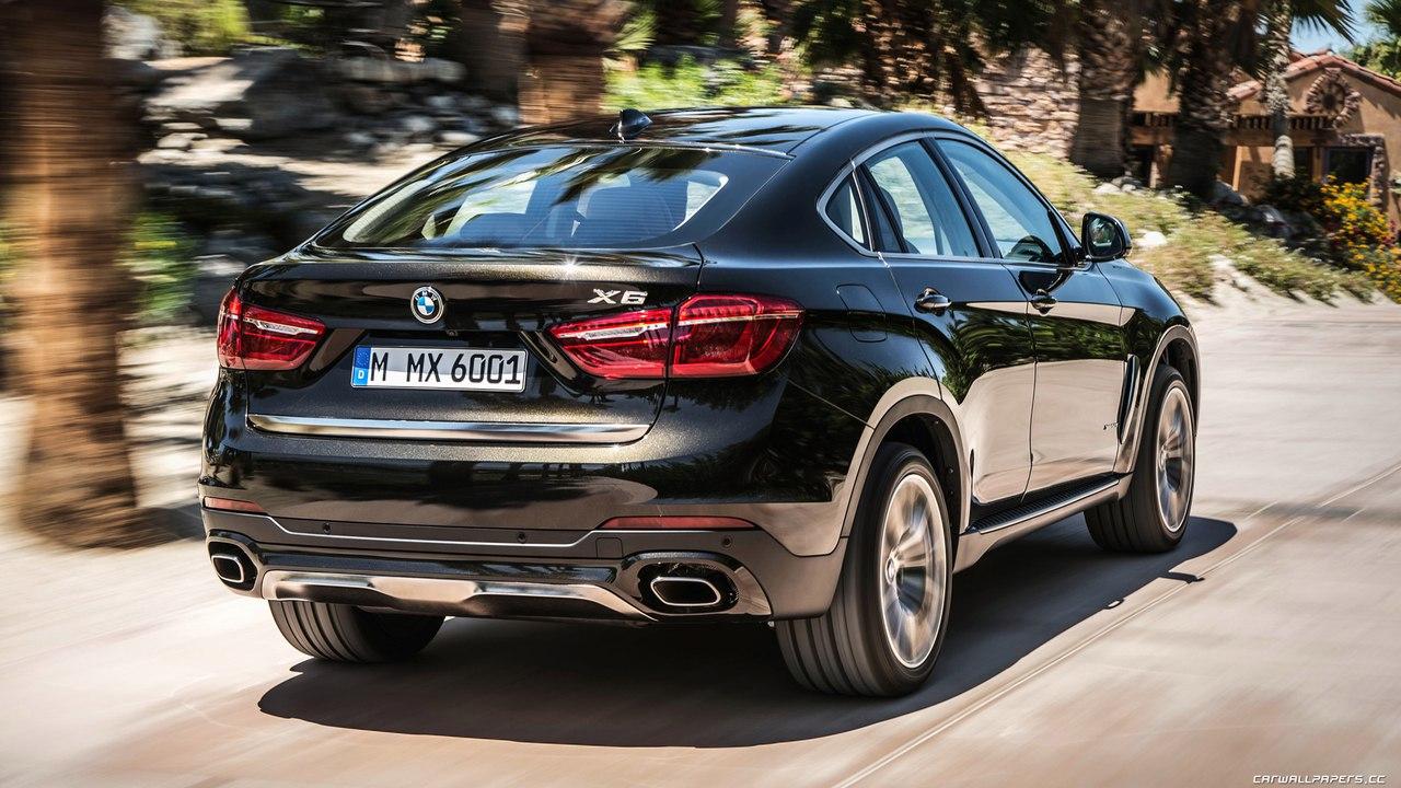 Замена щёток очистителя BMW x6 в СПб