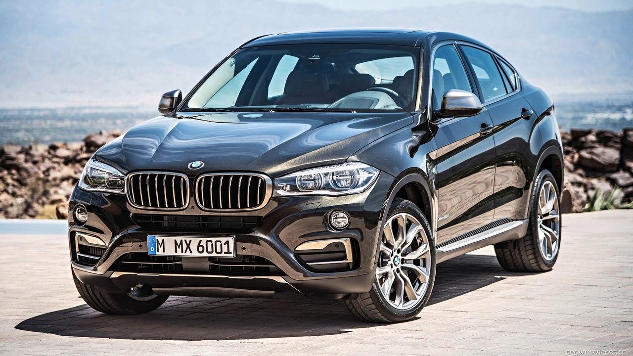 Проверка наружного и внутреннего освещения BMW x6 в СПб