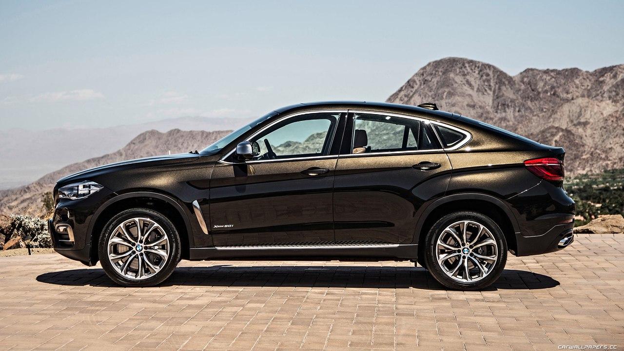 Услуги ремонта BMW X6