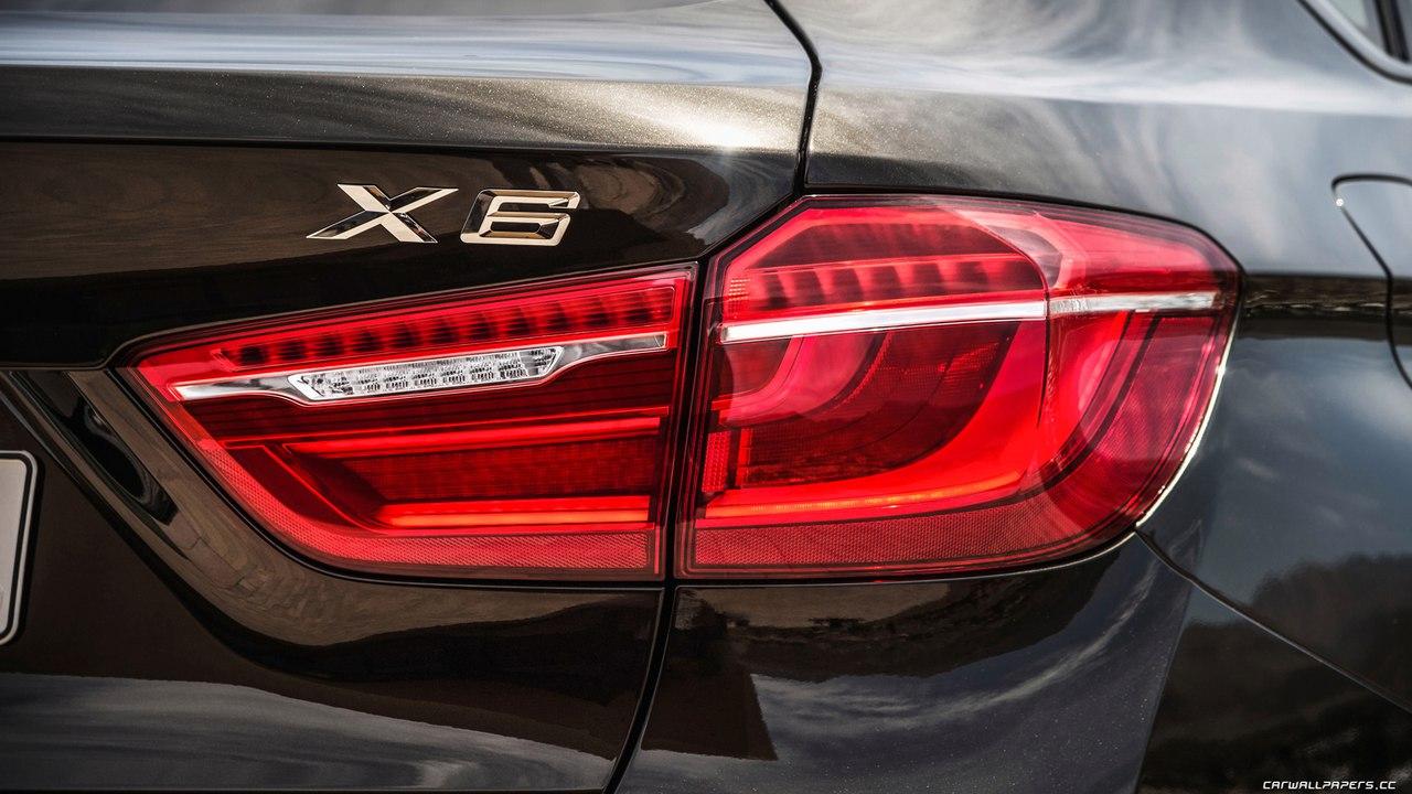 Запчасти для ТО BMW X6 уже поступили
