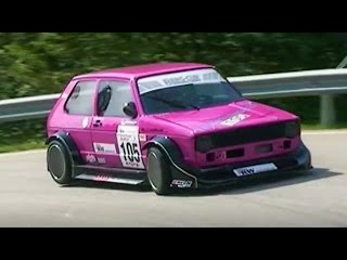 VW Golf Mk1 16V // 10.600Rpm Pocket Rocket