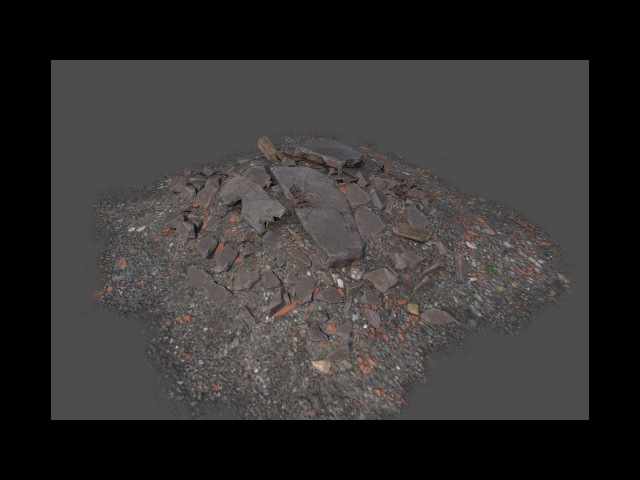 Making of Rubble Pile 3ds max- Substance painter tutorial part - 3