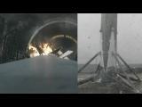 SpaceX Falcon 9 first stage landing, Iridium-2, 25 June 2017