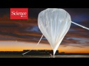 Science balloons in the stratosphere could monitor hurricanes and scan for solar storms