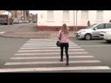 В Череповце штрафовали пешеходов, которые переходят по