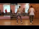 Занятия по AFRO HOUSE в школе танцев TUMBAO