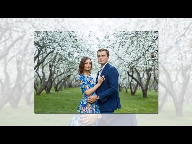 Свадебный фотограф Андрей Пронин : Фотосессия в Коломенском, в яблоневых садах