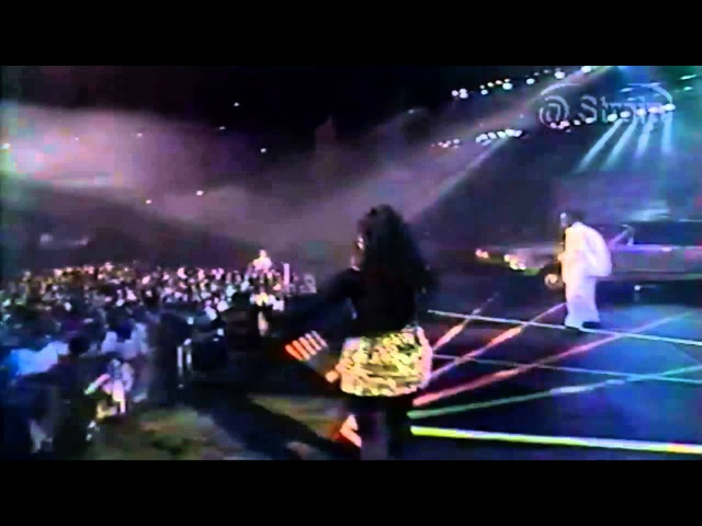 ICE MC feat. ALEXIA - Its A Rainy Day (Live, Dance Machine, France (Widescreen - 169)