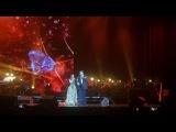 Дина Гарипова и Сергей Жилин спели дуэтом на концерте в Кремле