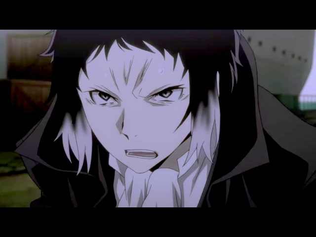 Великий из Бродячих Псов Разговор Ацуши и Акутагавы - anime CRACK1