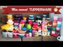 Meu enxoval Tupperware 💜 PARTE 01