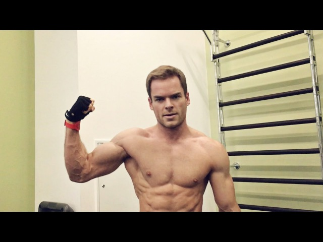 Fitness without meat and milk. Roman Milovanov. 32 y.o.