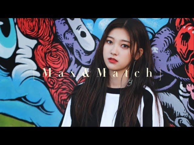 [Preview] 이달의 소녀 오드아이써클 (LOONA/ODD EYE CIRCLE) Repackage Album MaxMatch