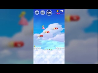 Super Mario Run трейлер игры на Андроид
