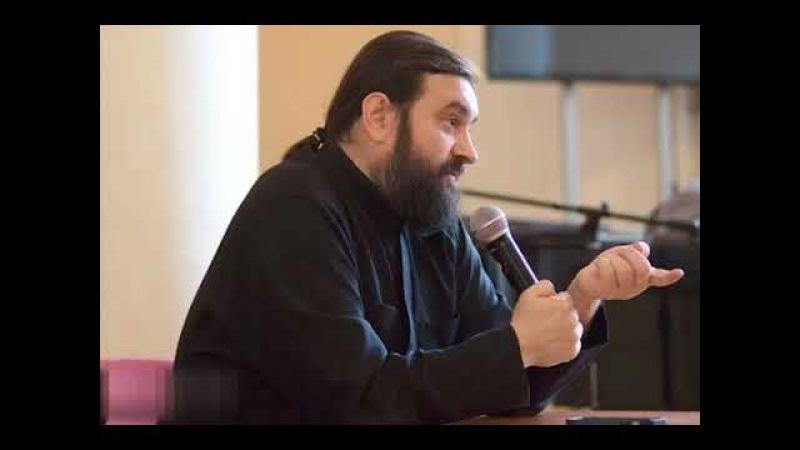 Протоиерей Андрей Ткачёв О покаянии, исповеди и Причащении