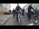 Осенний велопарад в Гомеле 2017,полная версия. Часть 1