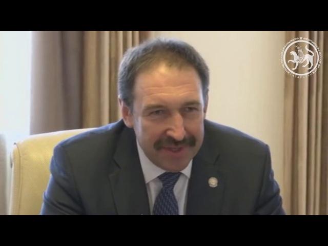 Алексей Песошин встретился с Чрезвычайным и Полномочным Послом Республики Куба...