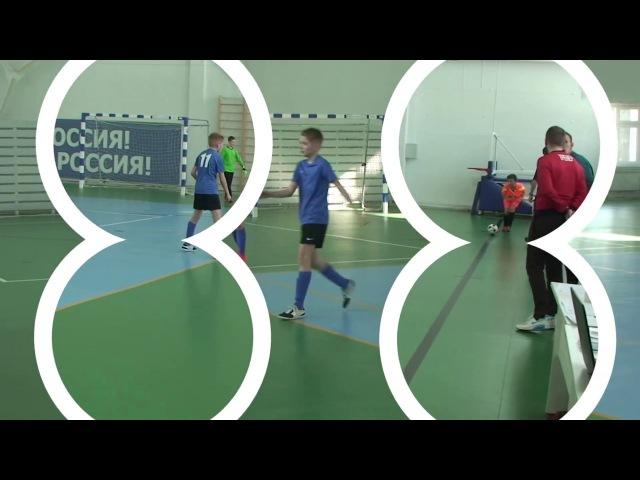 22.03.17 Лесосибирск 2005 - Рассвет 2005 (Красноярск) 2:1 (голы)