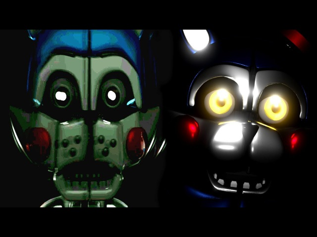 Five Nights at Candy's 3D FREE ROAM!! | FNAC Funtime Candy!!