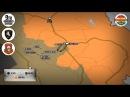 16 октября 2017. Военная обстановка в Ираке. Операция правительства против Пешмерг ...