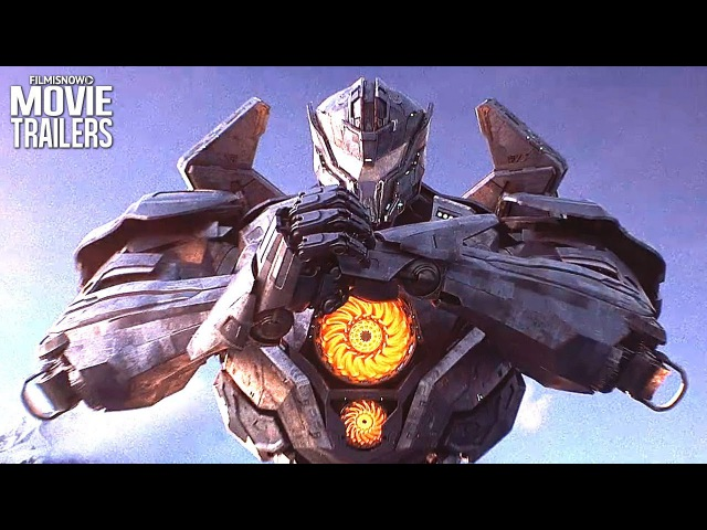 PACIFIC RIM 2 | Join the Jagger Uprising in New Teaser Trailer