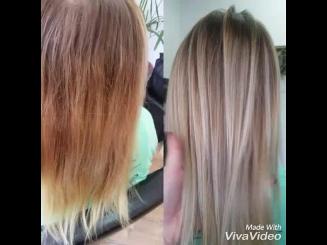 Colorlab Ботокс волос для Анны работали составом H-BrushBotox honmatokyo кератинялта ботоксдляволосялта выпремлениеволосялта лечениеволосялта парикмахерЯлта салоновкрасоты стилистялта колористялта colorlabbynelinasvetlana hairdresseryalta