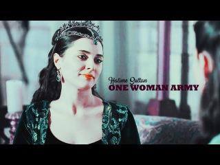 Halime - One Woman Army