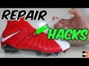 Ultimate Repair Hacks! Best Ways To Fix Your Boots!