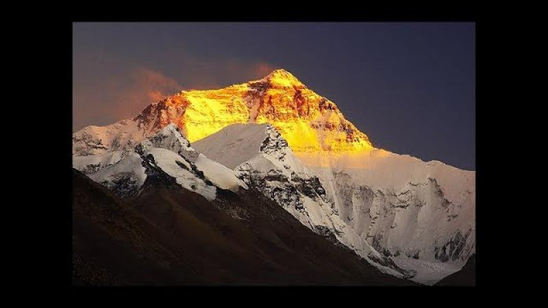 Гора взглянула на людей Явления шокировало путешественников в Тибете Где спят Г...