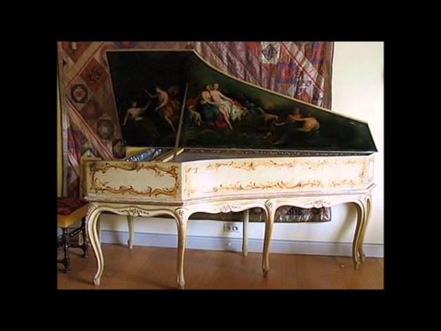 Jean Philippe Rameau Harpsichord Works, Christophe Rousset 2/2