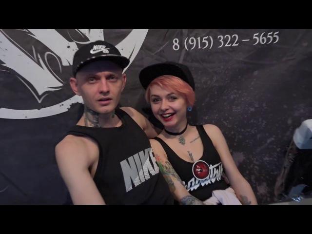 ZBT live 9 Московская тату конвенция День третий
