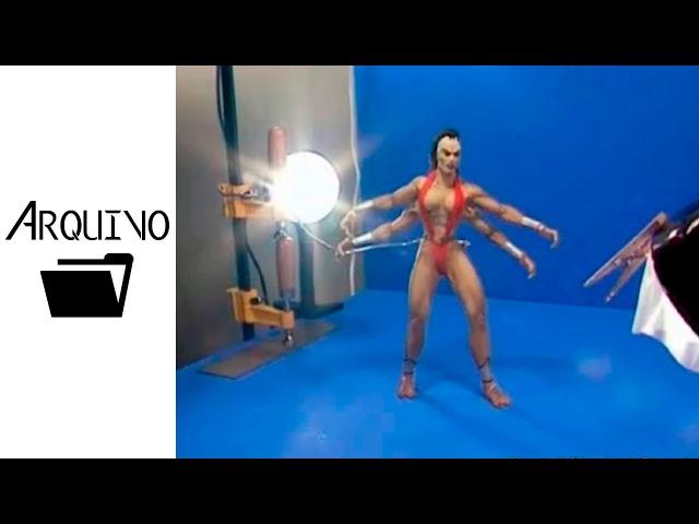 Making of - Mortal Kombat 3 legendado em português