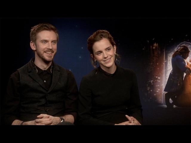 Emma Watson Dan Stevens: