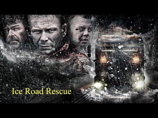 Ледяная дорога / Ice Road Rescue - 2 сезон 1 серия