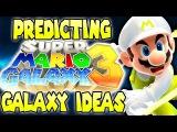 Predicting Super Mario Galaxy 3!! Galaxy Ideas (Part 1)