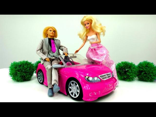Игры Барби: выбираем подарок на свадьбу Барби и Кена! Видео для девочек
