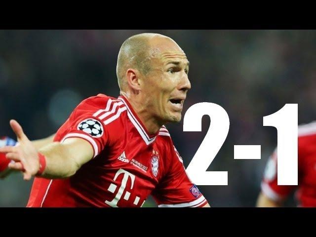 Бавария Мюнхен – Боруссия Дортмунд 2-1 - Финал Лиги Чемпионов 2012/13 HD