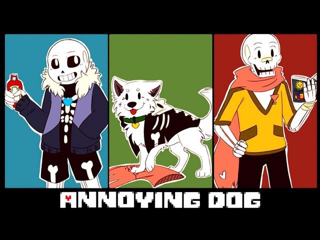 Андертейл | Undertale - Надоедливая собака | комикс