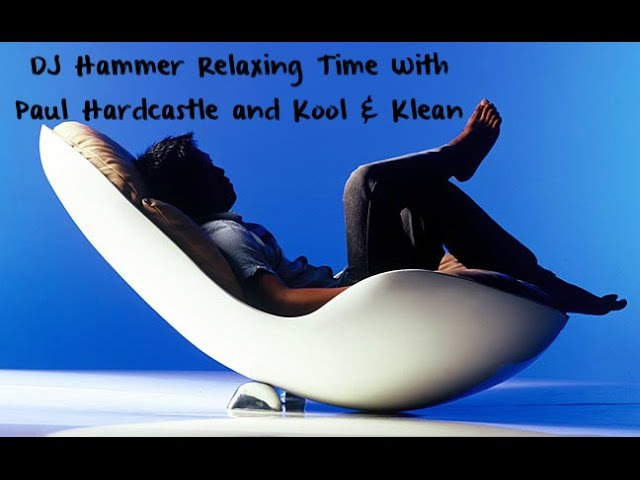 DJ Hammer Relaxing Time With Paul Hardcastle And Kool Klean