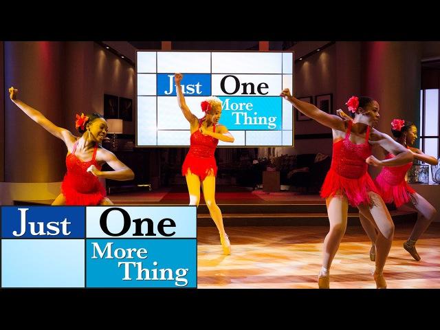 The Hiplet Dancers show Steve their moves! || STEVE HARVEY