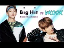 VKOOK ANALYSIS Big Hit ЗАПРЕТИЛ VKOOK Mad Ria