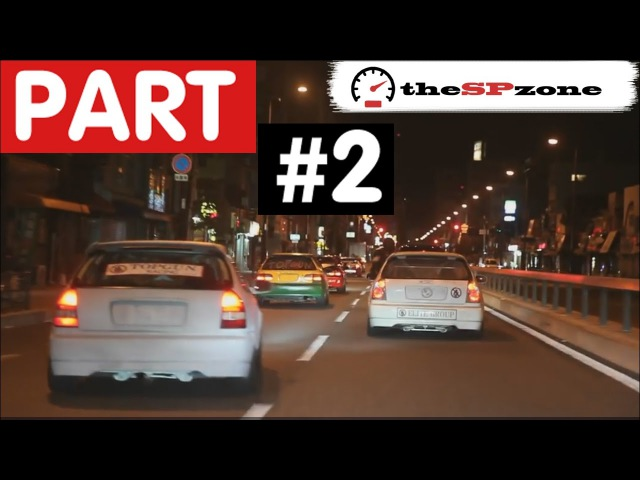 Japanese Street Racing and Drift Video Compilation 2