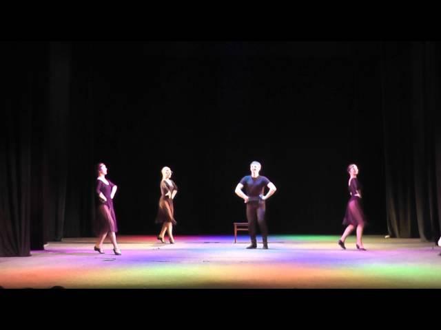 Танець на матеріалі - Білоруського танцю