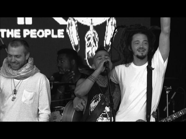 Nahko MFTP Ft. Hirie, Blue King Brown, Trevor Hall SOJA Warrior People (Live) Cali Roots 2015